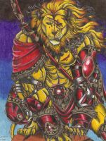 The king by cowcat44