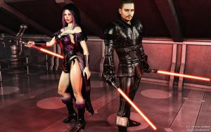 Sith family by Dendory