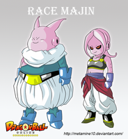 Raza Majin by Metamine10