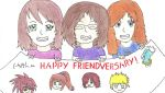 Friend Anniversary Pic by YunaStrife