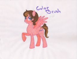 ColorBrush MLP OC by Lady-Leviathan104-24