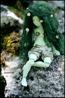 Moss Spirit I by MiniVega
