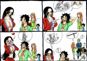 One Piece, Tough luck.. by heivais