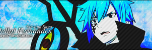 Jellal Fernandes V.1 Signature Banner By Me by Laurello7