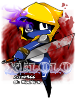 Request:Xelolo of Kamina-X by G0966