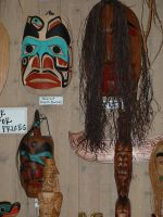 Various Masks 2 by JensStockCollection