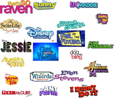 The REAL Disney Channel by ThinkingAboutPuppies