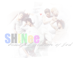 SHINee II by nanomeow