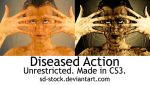 Diseased Action by sd-stock