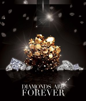 Diamonds are forever by marcelaneamtu