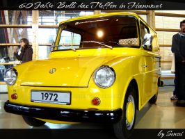 60 years VW Bulli 12 by khaoze