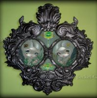 Absinthe:  Anise and Artemisia by jasminetoad