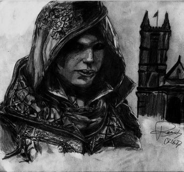 Assassin's Creed Syndicate - Evie Frye by Renusch