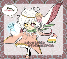 Adoptable: Floe Species 12 [OWNED] by tofumi
