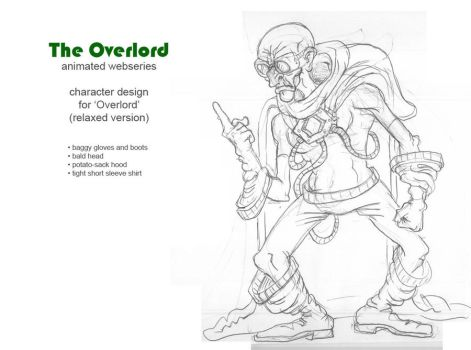 Overlord Character Design p3 by crackwalker