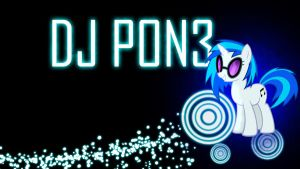 DJ Pon3 Wallpaper by ElmoDesigns