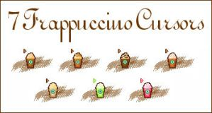 tiny frapps cursors by CocoBucciarati