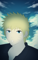 Naruto - Without any dark cloud by Raixaz