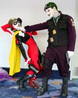 Wondercon '12: YOU LET HIM GET AWAY?! by Enasni-V