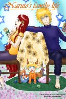 Naruto's family life Cover by MrGilbertBeilschmidt
