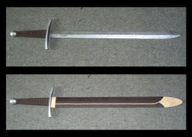 Abhorsen's Sword by EHyde