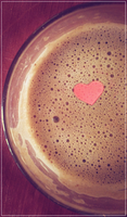 I heart coffee. by Question26