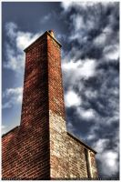 Smokestack HDR by C16FiRe