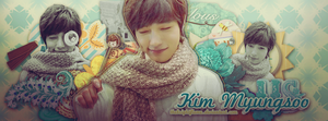 [GRAPHICS] Myungsoo of INFINITE I by thebrightflame