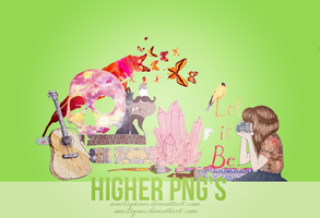 Higher PNG's by overlaplines