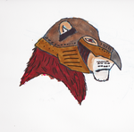 Concept Design-  Lion Helmet by DRYeisleyCreations