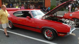 '70 Olds YearOne 442 by hankypanky68