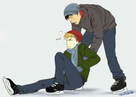 JeanMarco - Careful where you stand by Hanatsuki89