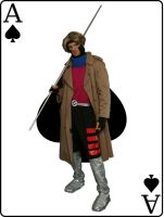 Gambit's an Ace by covertsniper83