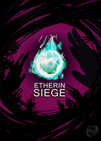 Etherin Siege Official Poster by carousoul