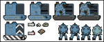 Robots Sprite Sheet by 1Ant99