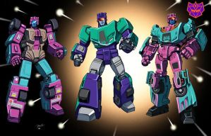 Botcon G2 Breakdown by Dan-the-artguy