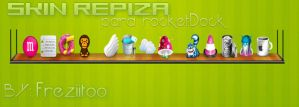 skin Repiza Dock by Freziitoo