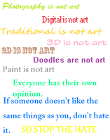 What Is Art? by g-girl1