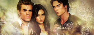 The Vampire Diaries by UltimatePassion