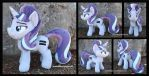 Starlight Glimmer Plush by Peruserofpieces