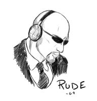 Rude by Mispeled