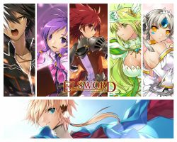 elsword group by potatoevomit