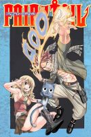 Fairy Tail 400 Color Cleaning Written by Ulquiorra90