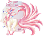 Sylveon X Ninetales by Seoxys6