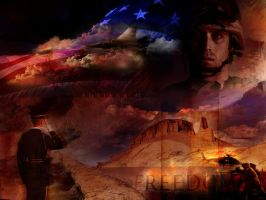 American Soldiers by BreakthroughDesigns