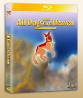 All Dogs Go To Heaven Blu Ray by Bibou-Trak