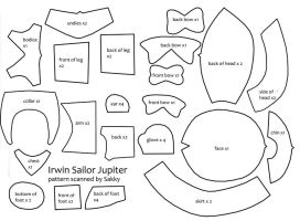 Irwin Sailor Plush Pattern by sakkysa