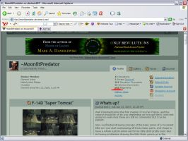 666 pageviews MUHAHAHA by MoonlitPredator