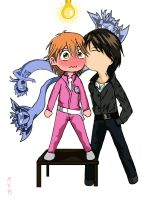 Skip beat: Kiss by be-nice