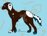 Puppy Adoptable :Closed: by TheWhisperingSoul